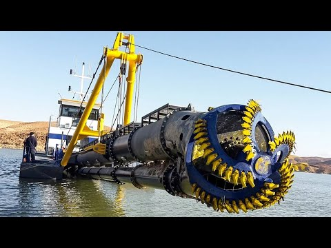Incredible Modern Construction Equipment Machines Technology. Ingenious Construction Workers ▶2