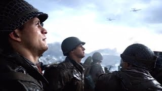 Call of Duty WW2 - Epic D-Day Mission Gameplay