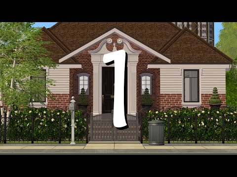 The Sims 2 - Downtown - 201 Custer Boulevard - Part 1