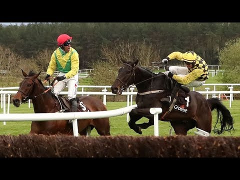 The Storyteller (Crazy Ending) - 2018 Punchestown G1 3m Novice Chase (Build Up, Race & Reaction)