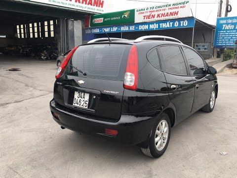 Chevrolet Vivant 2008| Giá: 168 Triệu | Em Khanh (SĐT: 0943622621)