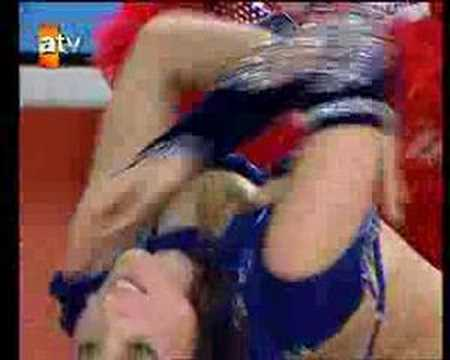 Beautiful turkish dancer @atv