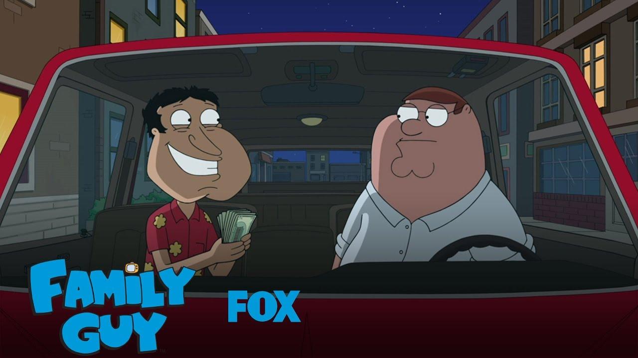 Peter Becomes Quagmire's Pimp | Season 15 Ep  3 | FAMILY GUY