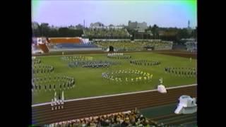 あかぎ国体・第38回国民体育大会開会式マーチング部門
