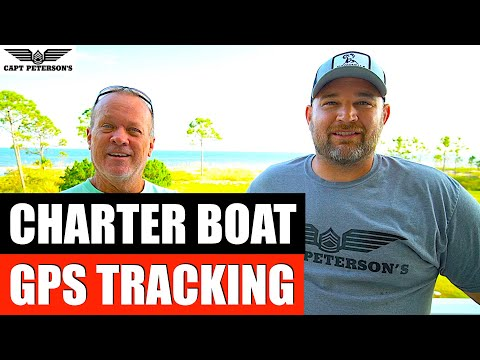 More Than Just Fishing Bonus - GPS Tracking Charter Boats (Red Snapper)