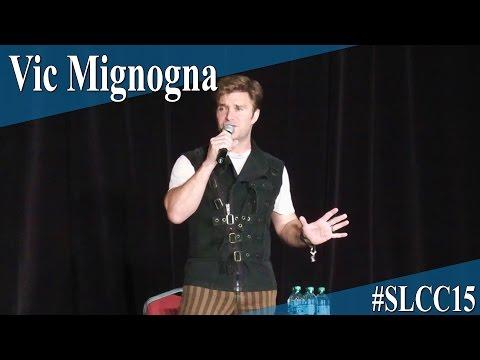 Vic Mignogna - Full Pa...