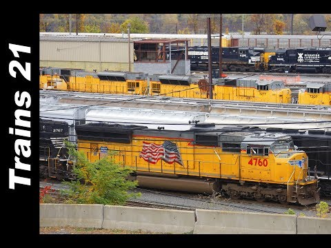 HARRISBURG, PA: The Crossroads Of Norfolk Southern