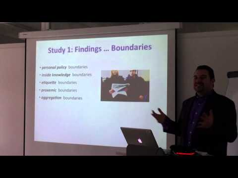Bashar Nuseibeh - On Software Engineering for Privacy in Ubiquitous Computing