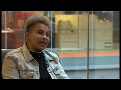 SALAMA J, TV PERSONALITY EAST AFRICA na BBC DIRA TV