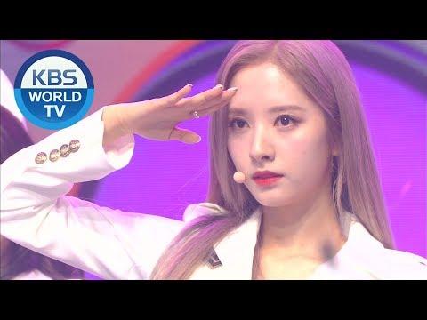 WJSN (우주소녀) - 소원을 말해봐 (Genie) [Music Bank/2019.10.18]