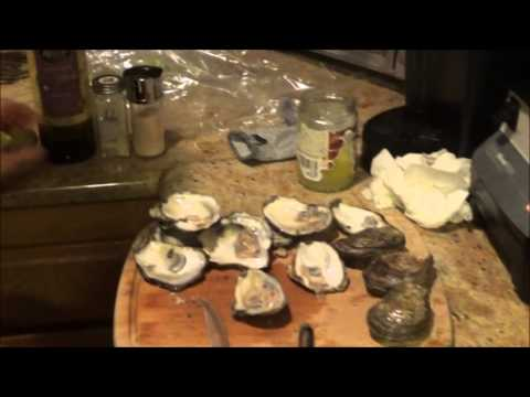 How to Open and Eat Oysters