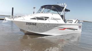 Trident 650 SoftTop 200 HO Evinrude E-Tec Quintrex Boat Review | Caloundra Marine