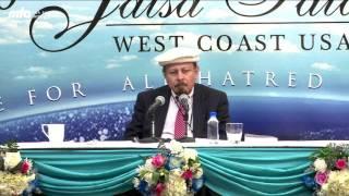 Nazam & Translation   First Session   Jalsa Salana West Coast