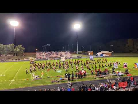 Sherando High School Marching Band - Homecoming 2019