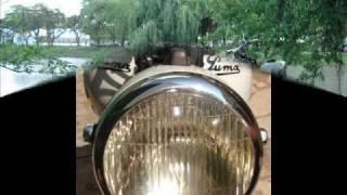 Moto Puma 2da Serie Proceso de Restauracion