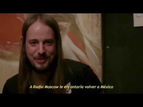Radio Moscow Mexico City 2015