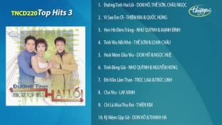 CD Nhạc Trẻ Top Hits 3 - Đường Tình Hai Lối