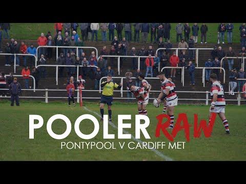 Pooler RAW: Pontypool V Cardiff Met | Episode 3