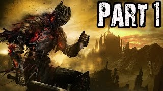 Dark Souls 3 Gameplay Walkthrough Part 1 - 4 Hours of Gameplay - No Commentary FULL GAME
