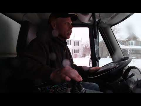 Public Works Department: Snowplowing