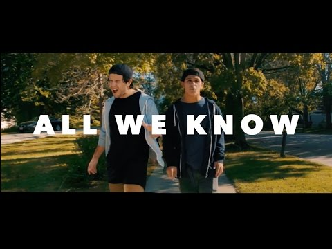 The Chainsmokers - All We Know (Tyler & Ryan Cover)