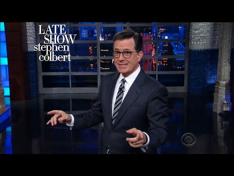 Thumbnail: Stephen Introduces His Anthony Scaramucci Impression