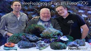Reefscaping IM Fusion 20G Tank @ Zoo Zajac