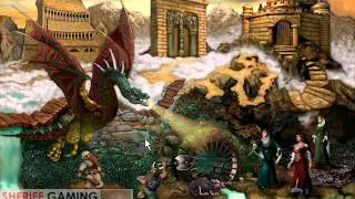 Might and Magic 7 - how to kill dragon on Emerald Island