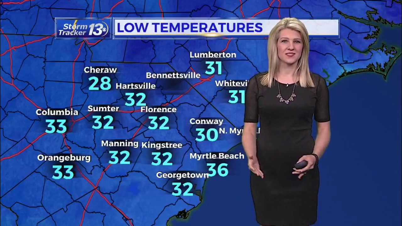 Meteorologist Kara James Resume Reel Youtube