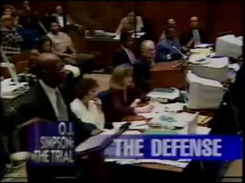 KNBC Los Angeles 4 News 1995 O.J. Simpson Trial