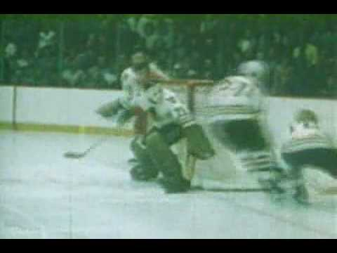1971 : Coupe Stanley #17 vs. Chicago Blackhawks