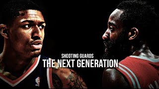 NBA Shooting Guards - The Next Generation
