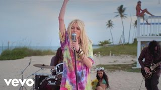 Repeat youtube video The Pretty Reckless - Messed Up World (F'd Up World)