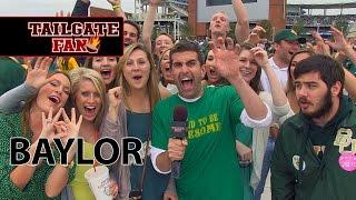 Tailgate Fan: Baylor University