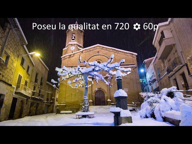 El Soleràs nevat