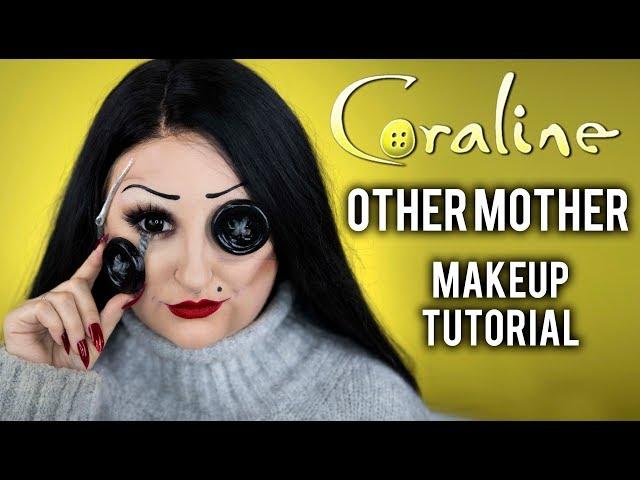Sewn Eyes Makeup