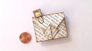 Mini Squash Fold Envelope