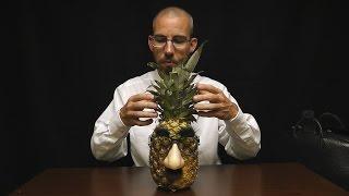 Binaural ASMR Pineapple Relaxation