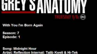 701 Reflection Internal: Talib Kweli & Hi-Tek - Midnight Hour (Lyrics + Download Link)