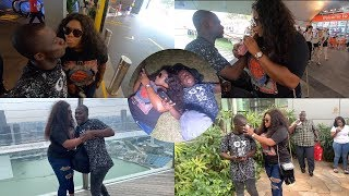Zionfelix & Bae 😍😍 Chopping Unconditional Love In Singapore