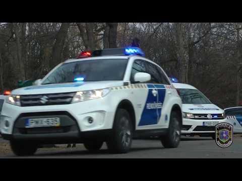 Megújuló Rendőrségi Gépjárműpark Heves Megyében