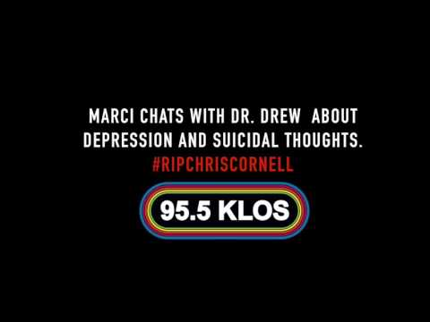 Marci chats with Dr. Drew