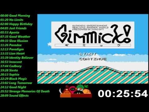 ギミック! (ニンテンド ファミリーコンピュータ) 音楽 / Gimmick! (Nintendo Famicom) Music / Soundtrack