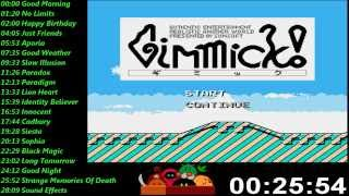 ギミック! (ニンテンド ファミリーコンピュータ) 音楽 / Gimmick! (Nintendo Famicom) Music / Soundtrack [AY-3-8910]