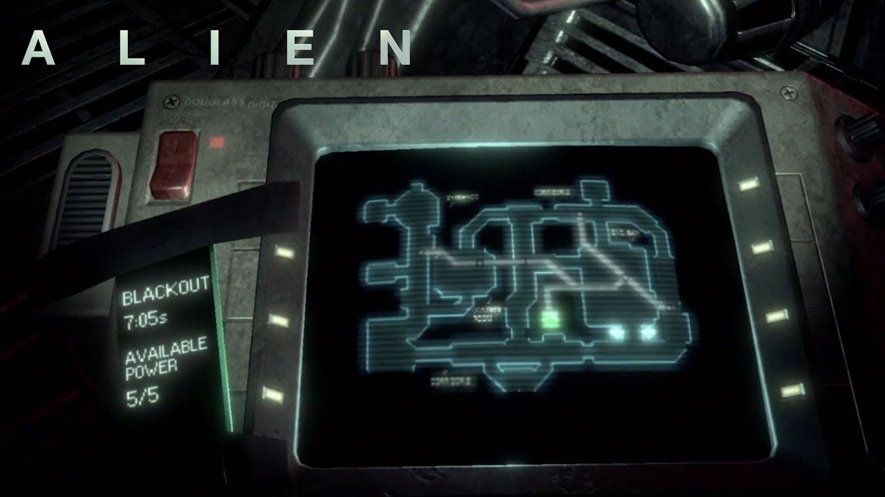 Alien: Blackout Teaser   ALIEN ANTHOLOGY