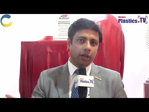 DrySmart Launch Interview at Bry-Air at PlastiVision 2020