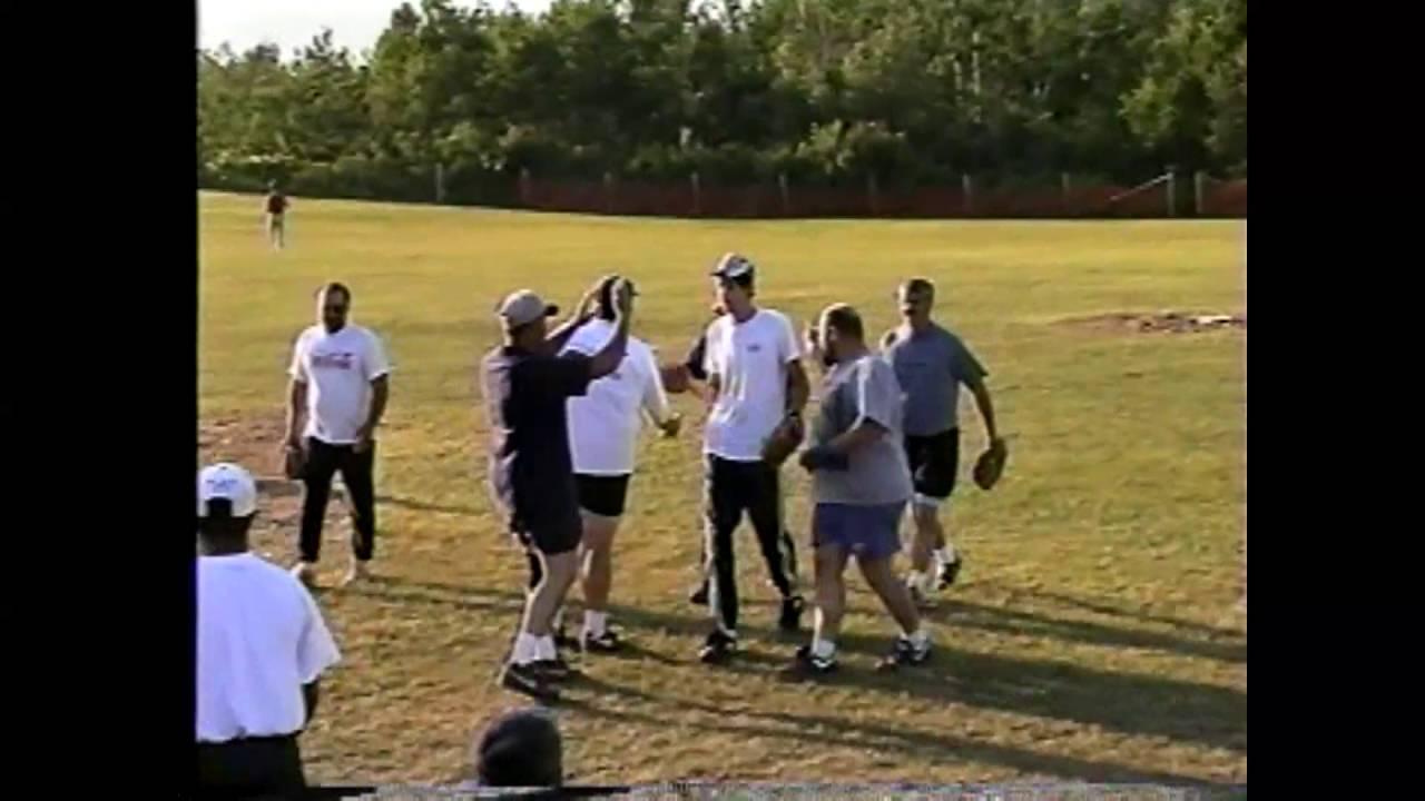 Altona Vets - Churubusco F D Softball  5-26-98