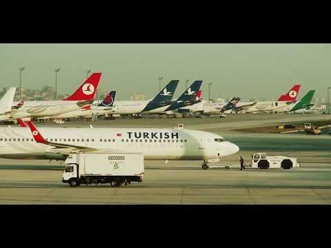 Ataturk International Airport ground operations