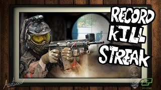 MAGFED PAINTBALL UK►14 Kill streak with TMC & PPQ►Longmoor