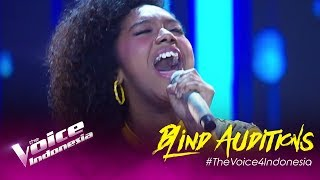 Nikita - Anganku Anganmu | Blind Auditions | The Voice Indonesia GTV 2019